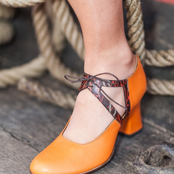 "Souliers ""Limodore"""